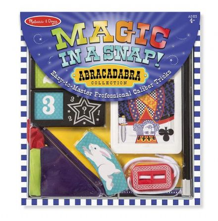 Melissa & Doug Magic Set Abracadabra